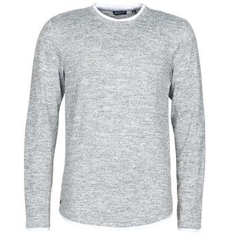 textil Herre Langærmede T-shirts Deeluxe MOHANSON Grå