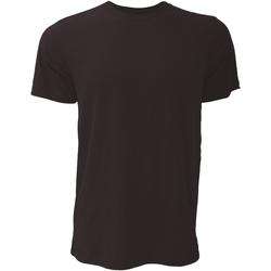 textil Herre T-shirts m. korte ærmer Bella + Canvas CA3001 Dark Grey