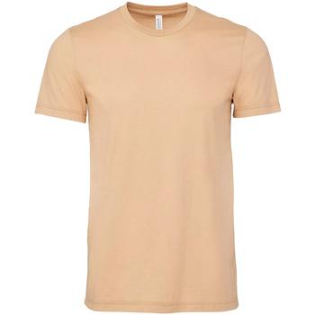 textil Herre T-shirts m. korte ærmer Bella + Canvas CA3001 Sand Dune
