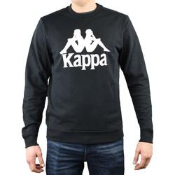 textil Herre Sweatshirts Kappa Sertum RN Sweatshirt noir