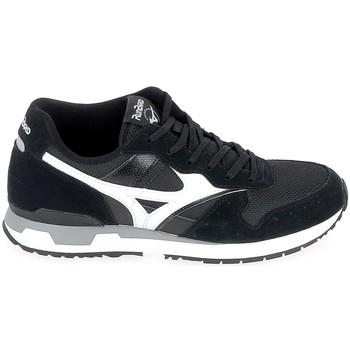 Sko Lave sneakers Mizuno Genova Noir Sort