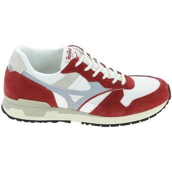 Sko Sneakers Mizuno Genova Blanc Rouge Hvid