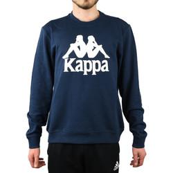 textil Herre Sweatshirts Kappa Sertum RN Sweatshirt grenade