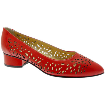 Sko Dame Højhælede sko Donna Soft DOSODS0707ro rosso
