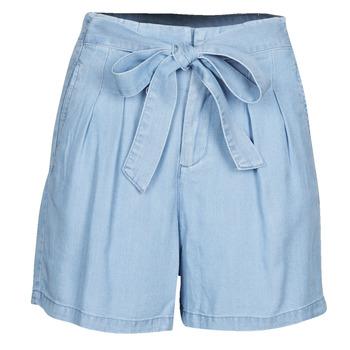 textil Dame Shorts Vero Moda VMMIA Blå
