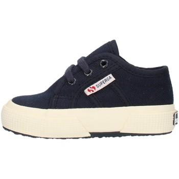Sko Børn Lave sneakers Superga 2750S0005P0933 Blue