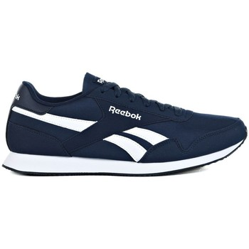Sko Herre Lave sneakers Reebok Sport Royal CL Jogger 3 Flåde