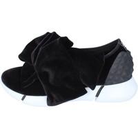 Sko Dame Slip-on Elena Iachi Sneakers BN991 Sort