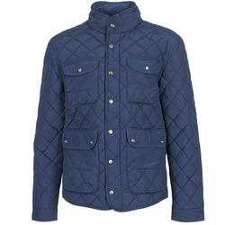 textil Herre Dynejakker Pepe jeans HUNTSMAN Marineblå