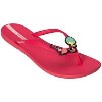 Sko Dame Klipklapper  Ipanema Wave Style Fem Pink