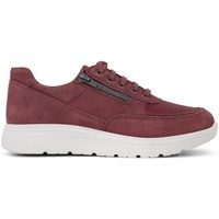 Sko Dame Lave sneakers New Feet 192-92-422 03-0789 bordeaux