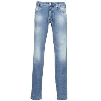 textil Herre Lige jeans Diesel IAKOP Blå / Lys