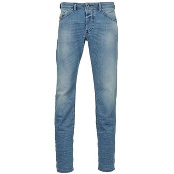 textil Herre Lige jeans Diesel BELHER Blå / Lys