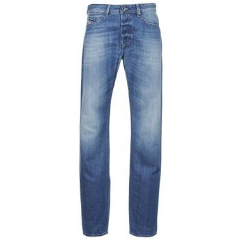 textil Herre Lige jeans Diesel BUSTER Blå / Lys