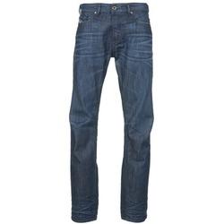 textil Herre Lige jeans Diesel BUSTER Blå / Mørk