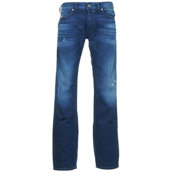 textil Herre Lige jeans Diesel SAFADO Blå / Mørk