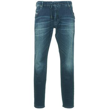 textil Herre Lige jeans Diesel KROOLEY Blå / Mørk
