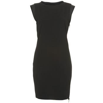 textil Dame Korte kjoler Diesel D-ANNINA Sort