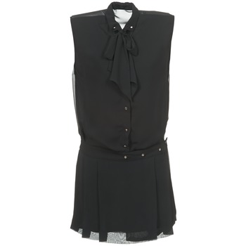 textil Dame Korte kjoler Diesel D-NEDORA-A Sort