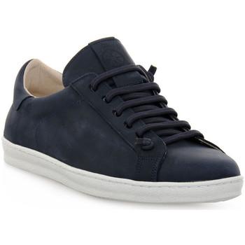 Sko Herre Lave sneakers Bioline BIKE BLU Blu