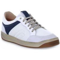 Sko Herre Lave sneakers Frau TECNO WHITE Bianco
