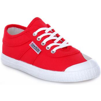 Sko Dame Lave sneakers Kawasaki FIERY RED Rosso
