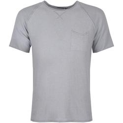textil Herre T-shirts m. korte ærmer Xagon Man  Grå