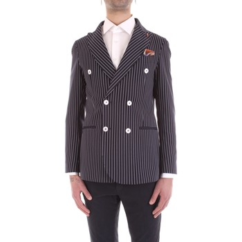 textil Herre Jakker / Blazere Mulish VESPA-GKS907 Blu