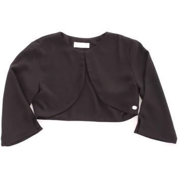 textil Pige Veste / Cardigans Byblos Blu BJ14937 Nero