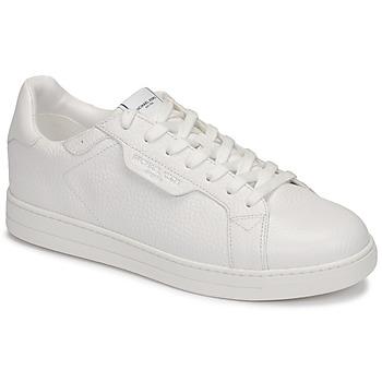 Sko Herre Lave sneakers MICHAEL Michael Kors KEATING Hvid