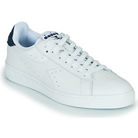 Sko Lave sneakers Diadora GAME L LOW OPTICAL Hvid / Blå