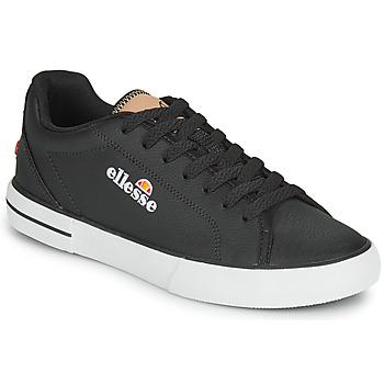 Sko Dame Lave sneakers Ellesse TAGGIA LTHR Sort