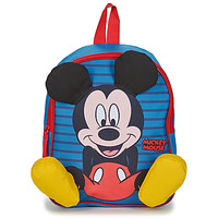 Tasker Dreng Rygsække  Disney BACKPACK MICKEY Flerfarvet