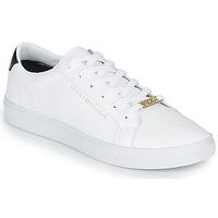 Sko Dame Lave sneakers Tommy Hilfiger CUPSOLE SNEAKER Hvid