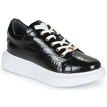 Sko Dame Lave sneakers Love Moschino JA15494G0B Sort