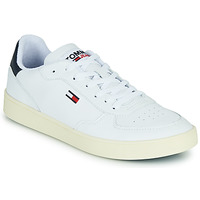 Sko Herre Lave sneakers Tommy Jeans TOMMY JEANS ESSENTIAL CUPSOLE Hvid