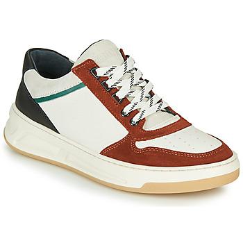 Sko Dame Lave sneakers Bronx Old Cosmo Hvid
