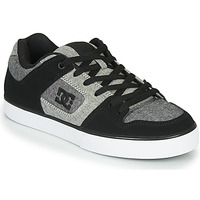 Sko Herre Lave sneakers DC Shoes PURE Sort / Grå