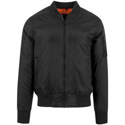 textil Herre Jakker Build Your Brand BY030 Black