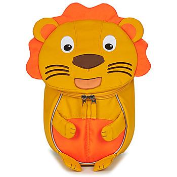 Tasker Børn Rygsække  Affenzahn LENA LION Orange