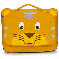 Tasker Børn Skoletasker Affenzahn TIMMY TIGER Gul