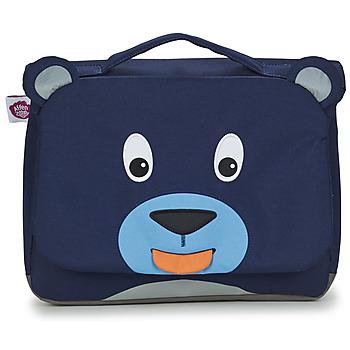 Tasker Børn Skoletasker Affenzahn BOBO BEAR Marineblå
