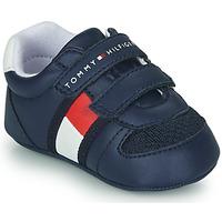 Sko Børn Lave sneakers Tommy Hilfiger T0B4-30191 Blå