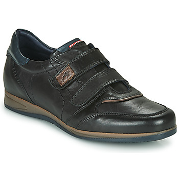 Sko Herre Lave sneakers Fluchos DANIEL Sort