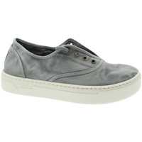 Sko Dame Tennissko Natural World NAW6112E623gr grigio