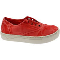 Sko Dame Lave sneakers Natural World NAW6112E652ro rosso
