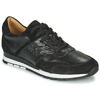 Sko Herre Lave sneakers Brett & Sons SUZI Sort