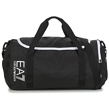 Tasker Sportstasker Emporio Armani EA7 TRAIN CORE U GYM BAG SMALL Sort / Hvid