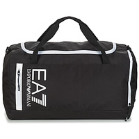 Tasker Sportstasker Emporio Armani EA7 TRAIN CORE U GYM BAG Sort / Hvid