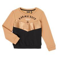 textil Pige Sweatshirts Ikks XR15012 Brun